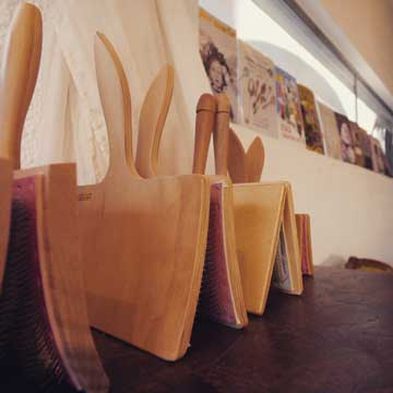 羊毛フェルトの道具