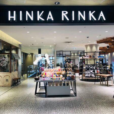 12月 POP UP SHOP!東急プラザ銀座 HINKA RINKA EVENT