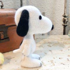 羊毛フェルトの「リアルキャラクター(Dog)」作品レッスンレポート