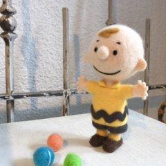 羊毛フェルトの「リアルキャラクター(Doll)」作品レポート