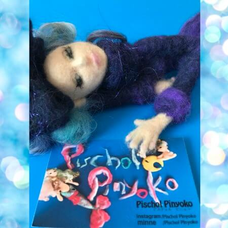Vol.16 作家紹介17〈 Pischol Pinyoko 〉さん