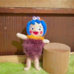 羊毛フェルトの「リアルキャラクター(Doll)」作品レッスンレポート